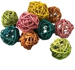 Vine Balls - Coloured - 1.5