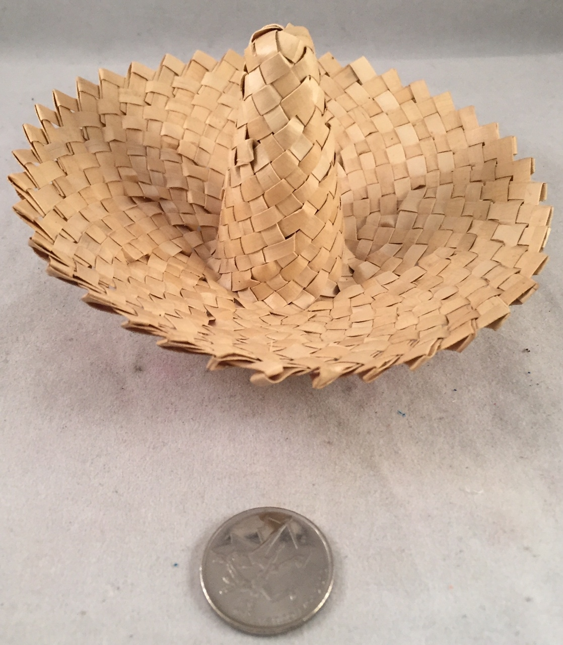 Palm Sombrero - Large - 4