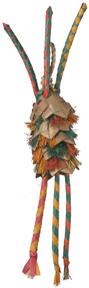 5-Layer Pinata with Tassels