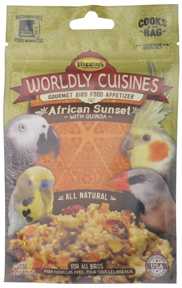 Worldly Cuisines - African Sunset - Bigger Bag - 13oz
