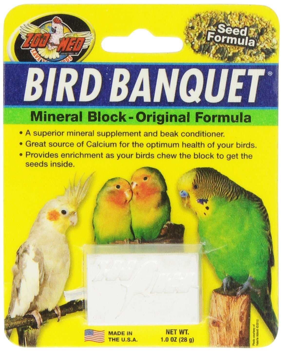 Bird Banquet Block - Original - 1oz