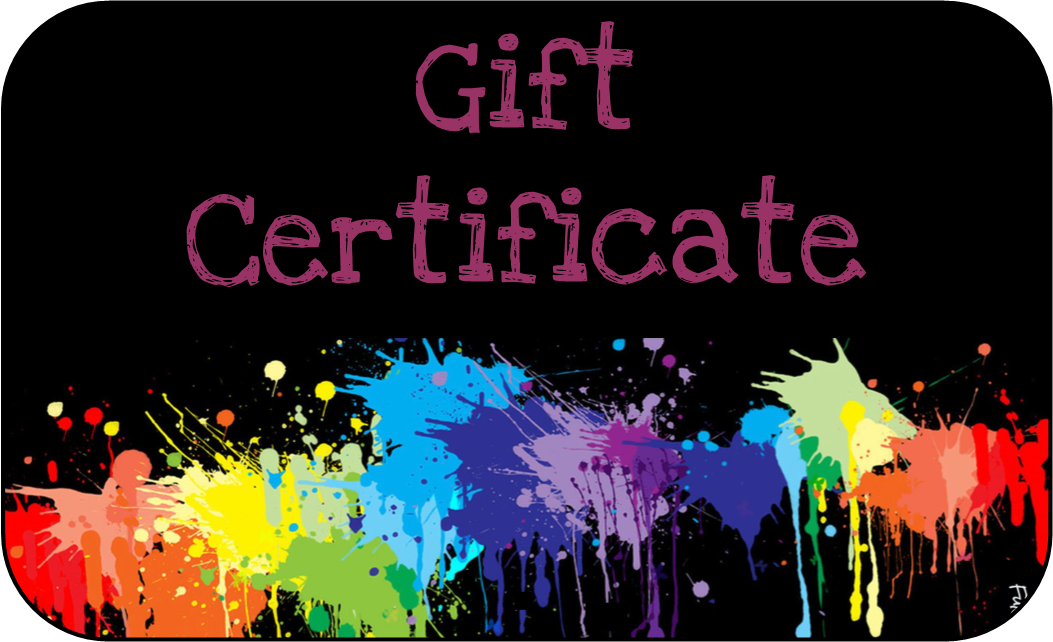 $25 E-Gift Certificate - Fast Delivery