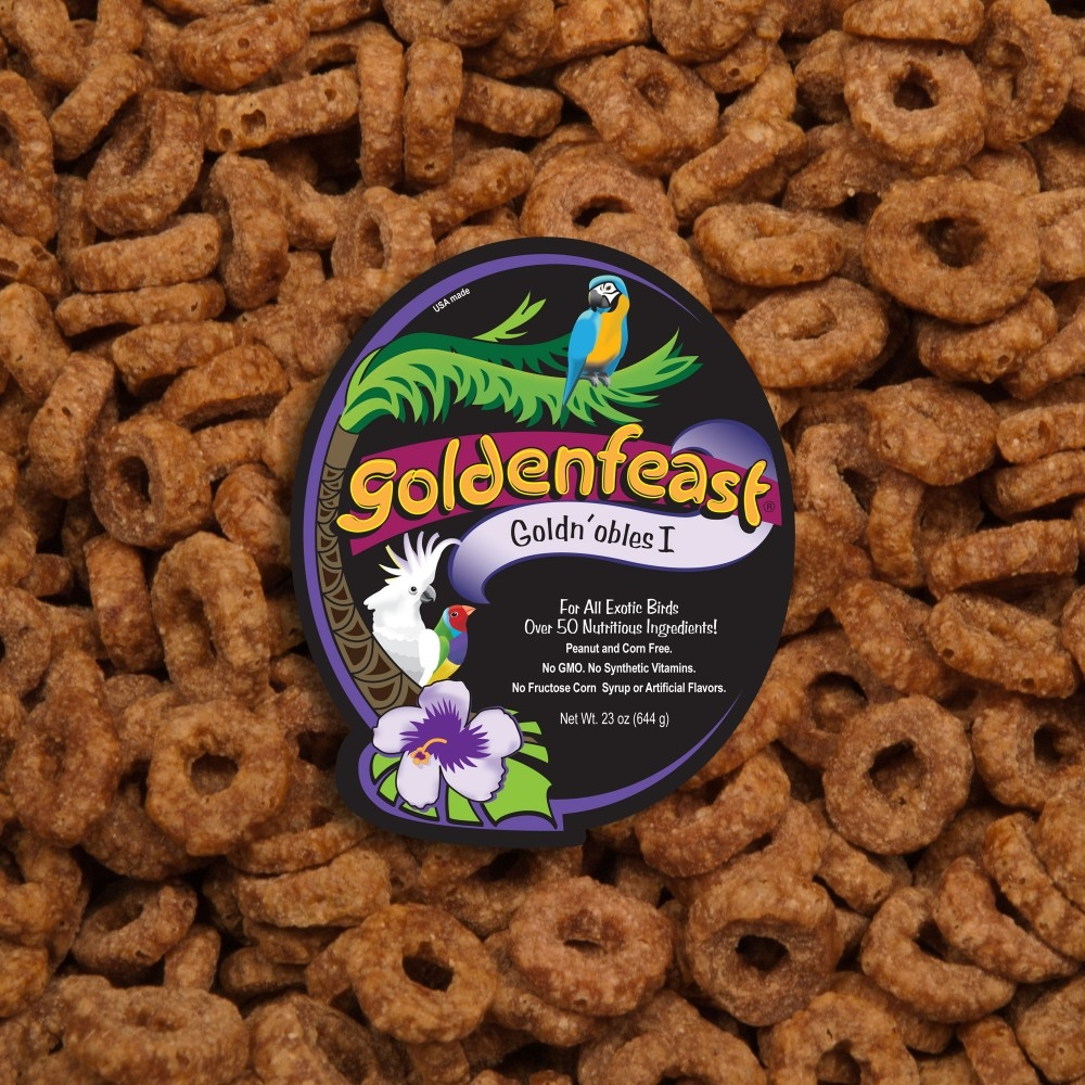 Goldenfeast - Goldn'obles - 20oz