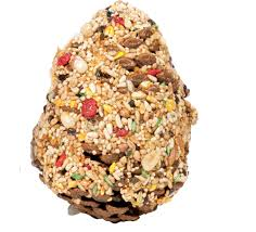 Huge Pine Cone Treat - 5oz - 5