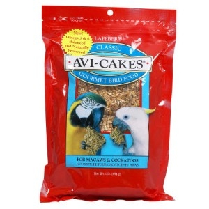 Avi-Cakes Macaw/ Cockatoo - 1lb