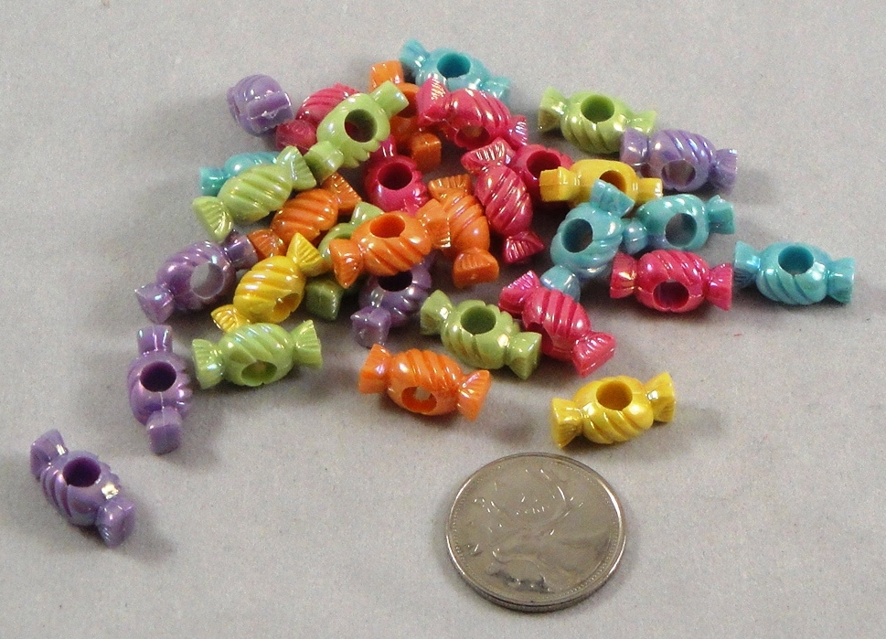 Skinny Candy Beads - .7