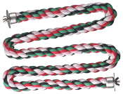 Zig Zag Cotton Rope Perch - Large 1
