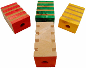 Groovy Blocks - Large - 2