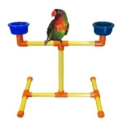 Table Top Perch - Small Parrot
