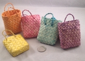 Palm Foraging Bags - Coloured - 3pc