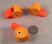 Yellow Duck Whistles - 2