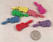 Guitar Charms - Opaque - 2