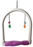 PVC Swing with Toys - Medium