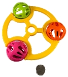Rattle Ball Disk