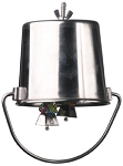 Stainless Steel Busy Bucket - Medium
