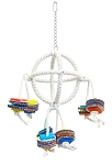 Sphere Triple Perch - Cotton - 7¨