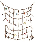 Cotton Parrot Net - 30 x 30