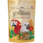 Classic Nutri-Berries - Macaw & Cockatoo - 10oz