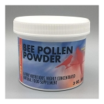Bee Pollen Powder - 3oz - Morning Bird