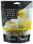 Oven Fresh Bites - Parrot Cookies - Banana Nut - 4oz - NEW!