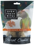 Oven Fresh Bites - Parrot Cookies - Coconut Papaya - 4oz - NEW!