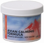 Avian Calming - Calming Supplement - 3oz - Bigger Jar