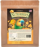 Cheddar Cheese Nutri-Berries - Parrot - 2.75lb - ALL NEW! - REAL Cheese