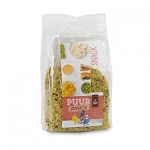 PUUR Fruits and Herb Crumble - Treat - 200g / .44lb