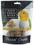 Oven Fresh Bites - Parrot Cookies - Peanut Butter - 4oz - NEW!