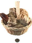 Bare Naked Bits Basket - 12pc!