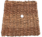 Seagrass Mat - Double Thick Weave - 11