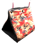Daba Doo Tent - Camo Red - Size 4