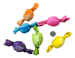 Colourful Corny Candies - 24pcs - BULK