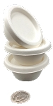 Munch Foraging Cups with Lids - 12pc