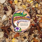 Goldenfeast - Hookbill Legume - Medium to Large Hookbills - 25oz