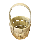 Knot Palm Baskets - 3pc