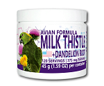Avian Milk Thistle and Dandelion Root