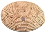Maize Mat Oval - 8