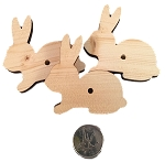 Canadian Pine Bunnies - 2.5 x 2.5