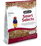 Zupreem Smart Selects - Canary / Finch - 2lb