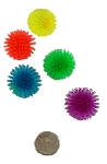 Translucent Pokey Balls - Dense - 4pc