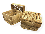 Ultimate Woven Foraging Box - 3 x 3 x 2
