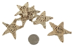 Mini Vine Stars - Natural - 50pc - BULK