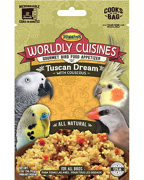 Worldly Cuisines - Tuscan Dream - 2oz