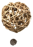 Wicker Balls - Natural - 4