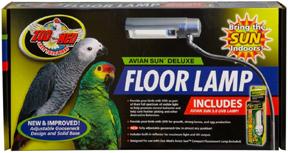 Aviansun Deluxe Floor Lamp With Full Spectrum Compact Fluorescent Bulb 5 0 Special Combo Pack