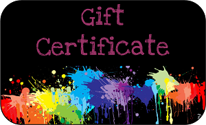 $50 E-Gift Certificate - Fast Delivery