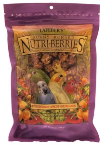 Sunny Orchard Nutri-Berries - Small Bird - 10oz