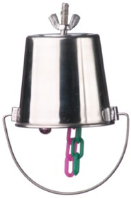 Stainless Steel Busy Bucket - Small