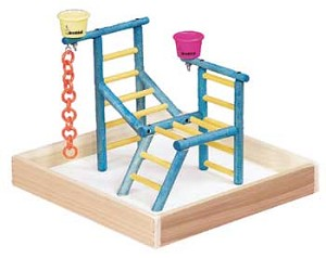 Toddler Playland Playgym - 14""